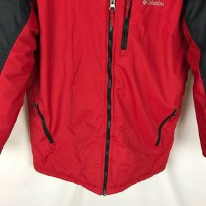 Columbia Jackets & Coats - LIKE NEW! Columbia hooded winter puffer coat